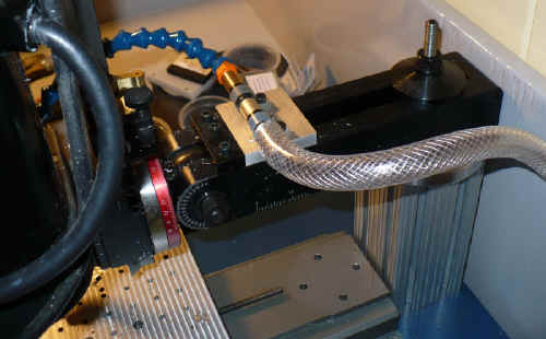 Flood coolant system